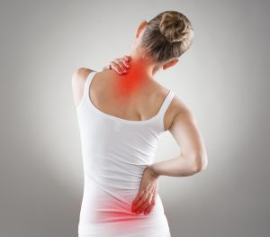 Common problem areas that can be targeted with Sports Massage